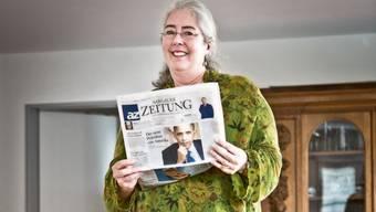 Vernessa Foelix hat für Barak Obama gewählt und ist nun überglücklich, dass er Präsident der Vereingten Staaten von Amerika bleiben kann