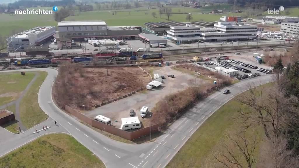 Präsentation Siegerprojekt Sicherheitszentrum Rothenburg