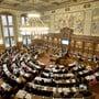 Grosse Rat tagt aus Sicherheitsgründen erstmals seit über 100 Jahren nicht im Rathaus. (Archivbild)