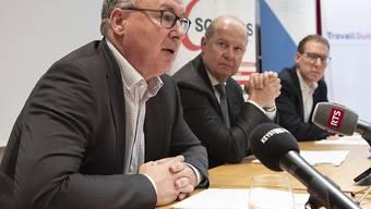 """Durchbruch bei der Reform der zweiten Säule: Arbeitgeber und Gewerkschaften präsentieren dem Bundesrat einen """"Sozialpartner-Kompromiss""""."""