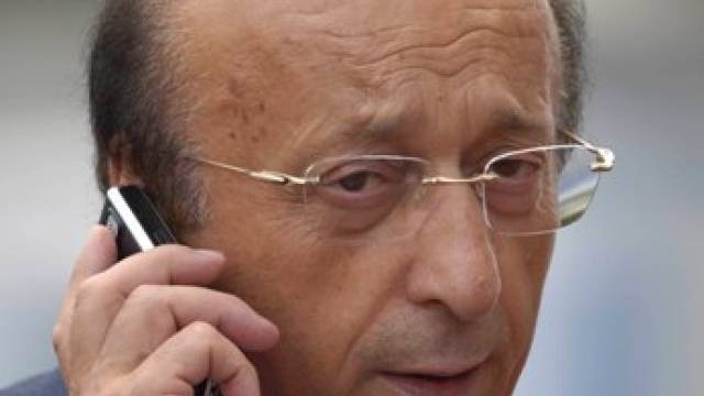 Schlechte Neuigkeiten für Luciano Moggi