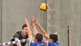 Volleyball: NLA, Spitzenkampf, Volley Schönenwerd - Amriswil (08.12.19)