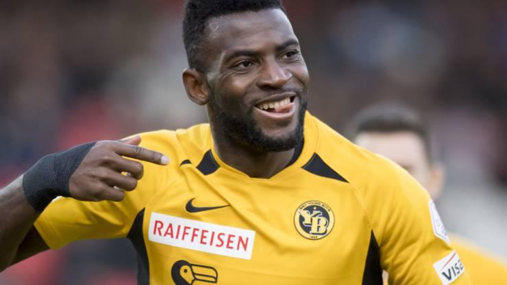 Jean-Pierre Nsame: Stimmungsmacher und Goalgetter von Meister YB