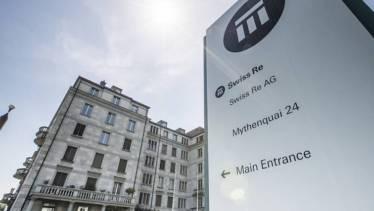 Der Rückversicherer Swiss Re hat im ersten Halbjahr eine Reihe von Naturkatastrophen aber auch etwa das Boeing-Debakel zu spüren bekommen. (Archivbild)