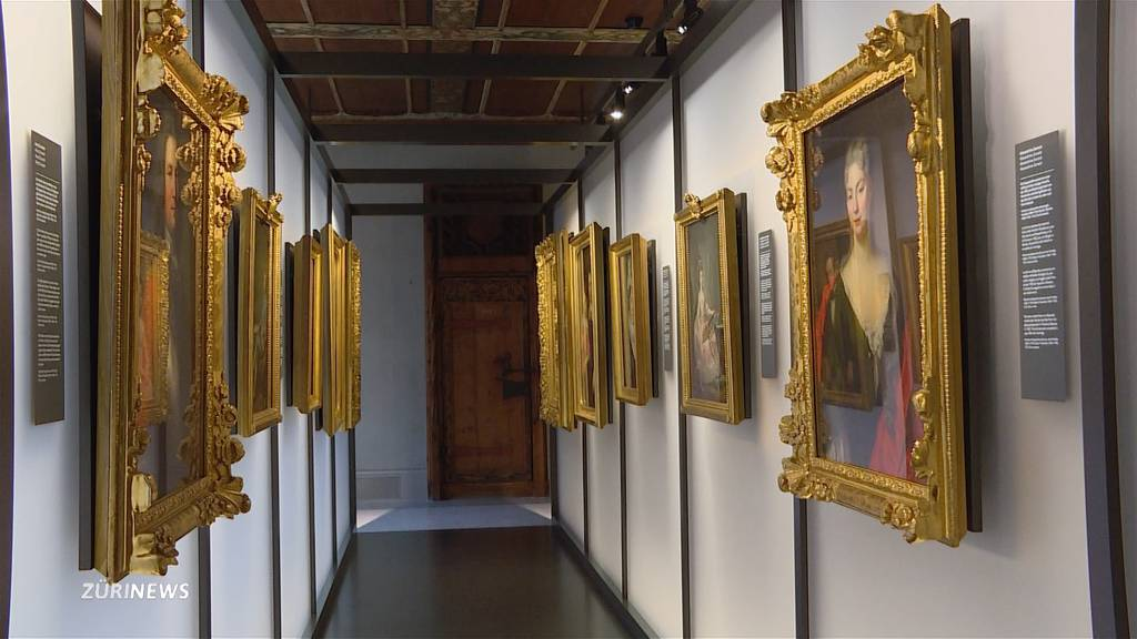 Westflügel im Landesmuseum topmodern wiedereröffnet