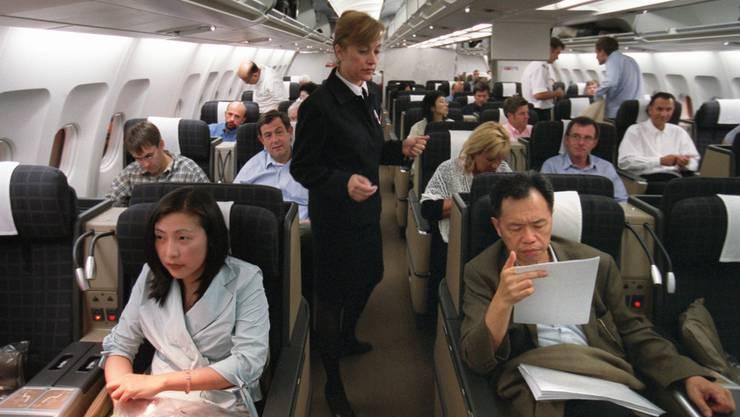 Einschneidende Umstrukturierungen bei den Flight Attendants