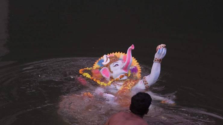 Das Völkerkundemuseum erwarb die Tücher, um die hinduistische Götterwelt in die universitäre Lehrsammlung zu integrieren. (Symbolbild)