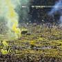 Die YB-Fans sahen endlich nicht mehr Schwarz wie während vieler Jahre, sondern nur noch Gelbschwarz