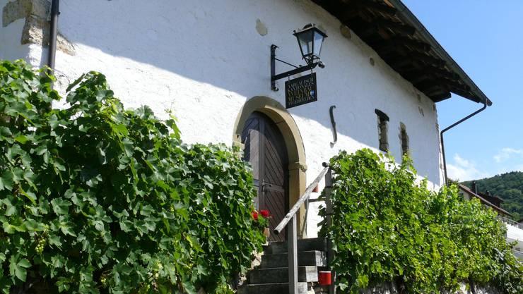 1000 Exponate sind im Weinmuseum ausgestellt. Erklärt werden sie neu mit moderner Technik.