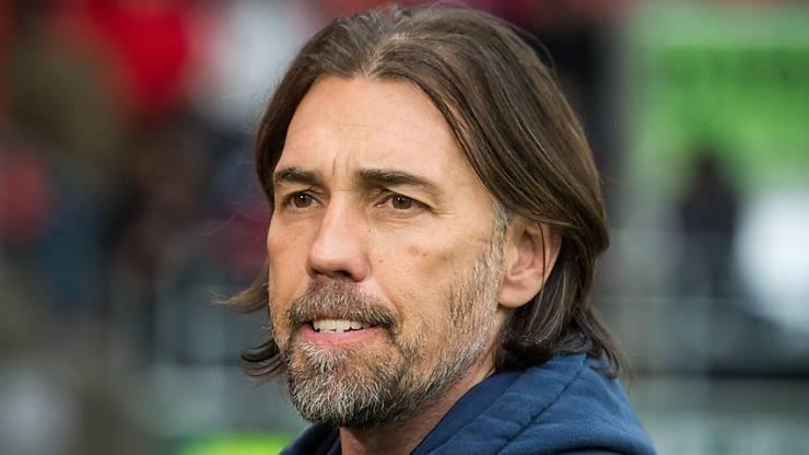 Mainz-Trainer Martin Schmidt: «Ich denke, dass der Fussball der ganzen Welt gehört und dass jeder die Chance haben muss, bei so einem Turnier dabei zu sein.»