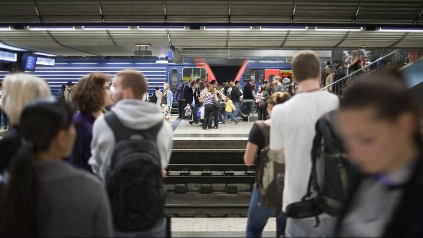 Luft im Bahnhof ist dreckiger als an stark befahrenen Strassen – normale Grenzwerte gelten nicht