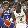 Deutschland mit Dennis Schröder kassierte gegen die Dominikanische Republik eine sensationelle Niederlage