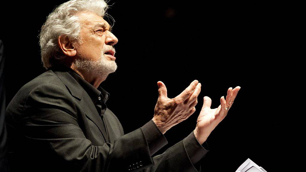 Konzertabsagen nach Missbrauchsvorwürfen: der spanische Opernstar Plácido Domingo. (Archivbild)