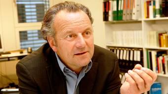 Spricht von« italienischen Verhältnissen» in der Schweizer Justiz: Mark Pieth, Basler Strafrechtsprofessor.