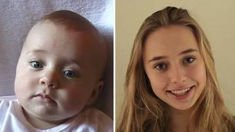 Ganz schön eindrücklich, wie sich Lotta vom Baby in einen Teenager verwandelt.
