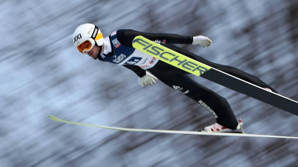 Peier sticht aus dem Schweizer Team heraus