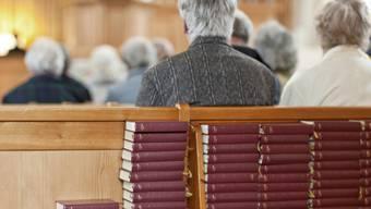 Gottesdienst in einer evangelisch-reformierten Kirche (Archiv)
