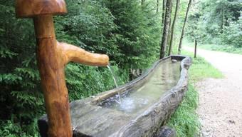 """Öffentlich zugängliche Brunnen müssen ein """"Kein Trinkwasser""""-Schild haben, wenn das kühle Nass nicht Trinkwasserqualität hat."""