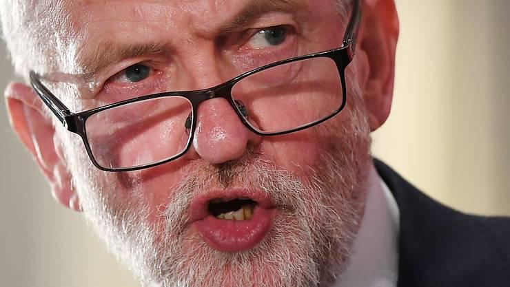 Der Chef der britischen Labour-Partei Jeremy Corbyn fordert in einem Interview einen radikalen Wandel für die Thronfolge in den Commonwealth-Staaten. (Archivbild)