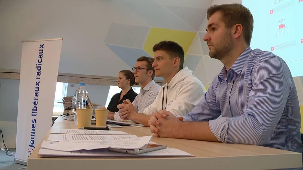 Jungparteien präsentieren langfristigen AHV-Reformplan