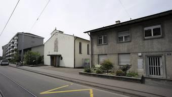 Die Kirche St. Christophorus wird abgerissen.