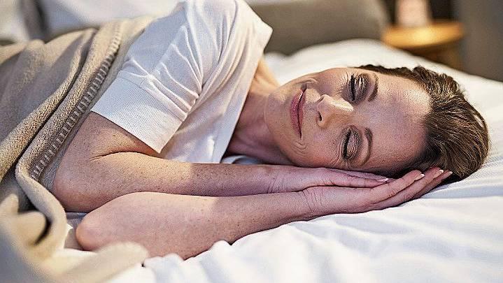 Ein angsterfüllter Traum kann uns später in einer Notsituation helfen.