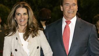 Ein Bild aus glücklichen Tagen: Maria Shriver und Arnold Schwarzenegger (Archiv)