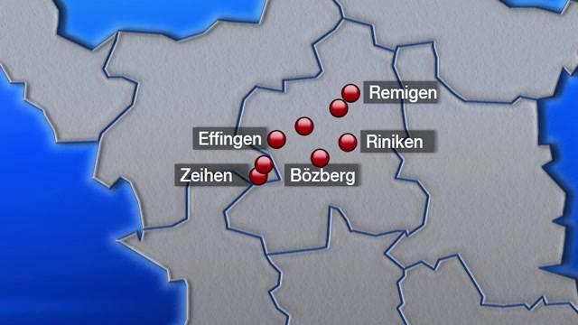 Nagra-Probebohrungen im Aargau
