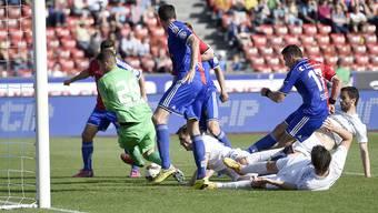 Basel gegen Zürich: Der Klassiker im Schweizer Fussball.