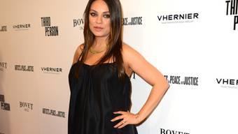 Mila Kunis: Schwanger und in Form (Archiv)
