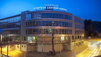 Seit zwei Jahren befindet sich hier die Anlaufstelle für innovationswillige KMU im Kanton: Das Hightech-Zentrum Aargau in Brugg dient als Bindeglied zwischen Forschung und Wirtschaft.