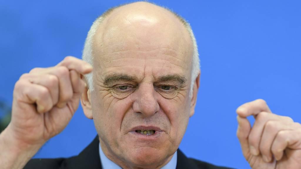 Covid-Sondergesandter der WHO kritisiert Schweizer Corona-Strategie
