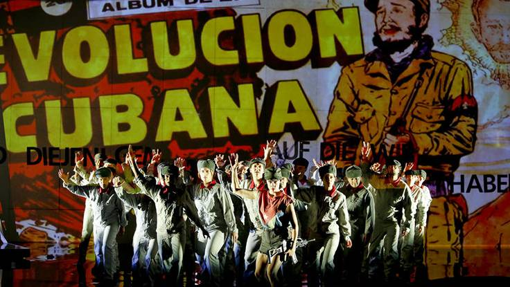 Einer der Veranstaltungstipps der bz: Wiedergeburt einer Collage der Revolution. (zvg)