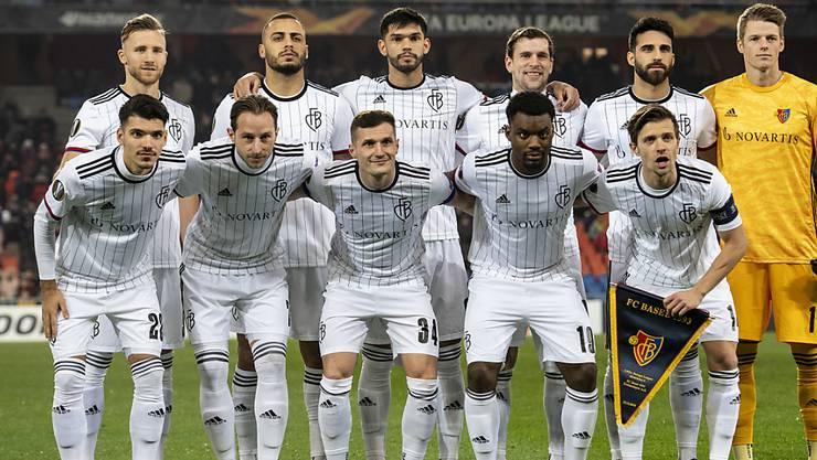 Trabzonspor spielte in der letzten Europa League gegen Basel