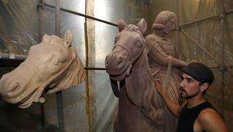 Die Basler Münsterbauhütte ist Teil des Unesco-Weltkulturerbes. (Archivbild)