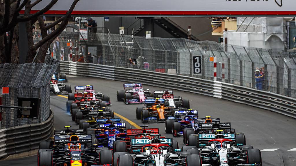 GP von Monaco Ende Mai soll weiter stattfinden