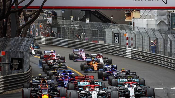 Die Formel 1 will am GP von Monaco Ende Mai festhalten