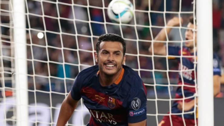 Pedro Rodriguez Matchwinner für den FCB