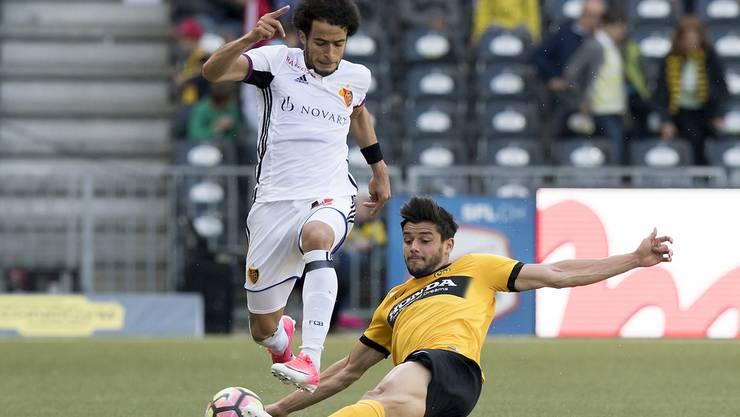 Der FC Basel eröffnet die Saison im Stade de Suisse gegen YB.