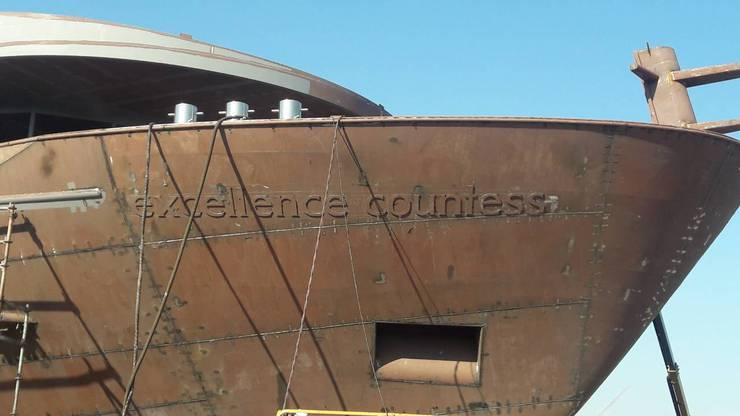 Die «Excellence Countess» wird das zehnten Flussschiff des Badener Unternehmens.