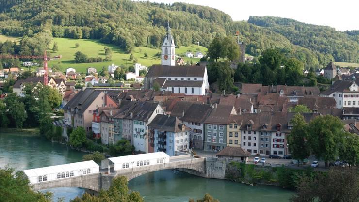 Am Samstag findet die Laufenburger Kulturnacht statt. Mit dabei ist auch der Jurapark Aargau.