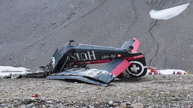 Am Schweizer Himmel gibt es immer mehr Zwischenfälle