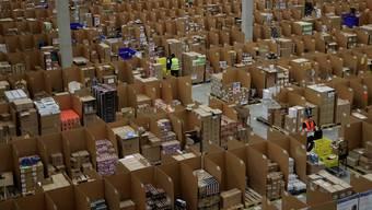 Amazon plant seinen Markteintritt in der Schweiz.