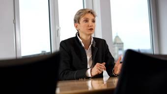 GZA-Geschäftsführerin Sonja Wollkopf Walt holt mit ihrem Team ausländische Firmen an den Standort Zürich.