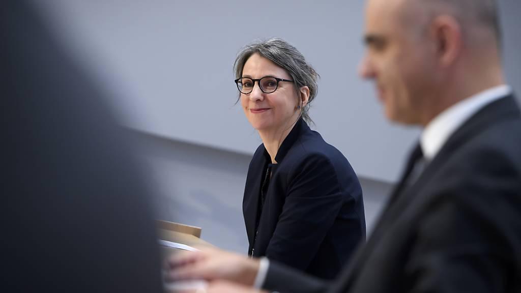 Die 48-jährige Anne Lévy übernimmt im Oktober das Zepter im Bundesamt für Gesundheit (BAG).