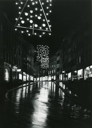 Christbäume (1960-1968)