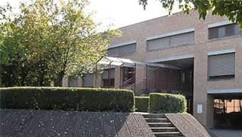 Im Berufsbildungszentrum Fricktal in Rheinfelden werden Schüler aus allen Aargauer Bezirken ausgebildet. (Archiv)