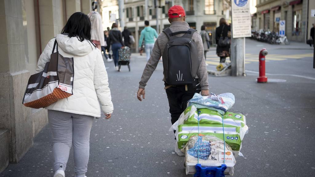 Schweizer sind nicht mehr von der Rolle: Beim WC-Papier ist alles wieder ganz normal