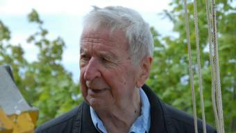 Der Grenchner Lehrer Gerhart Klaus ist verstorben.