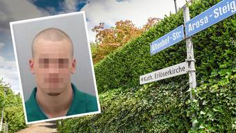 An dieser Stelle im Zürcher Seefeld tötete Tobias K. am 30. Juni 2016 einen 42-jähriger Zürcher.